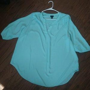 Worthington 3/4 sleeve blouse